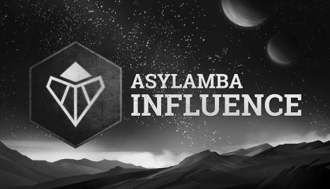 Asylamba : Influence