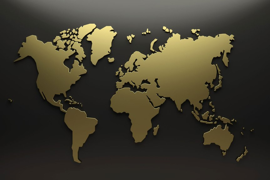 BSC World Map
