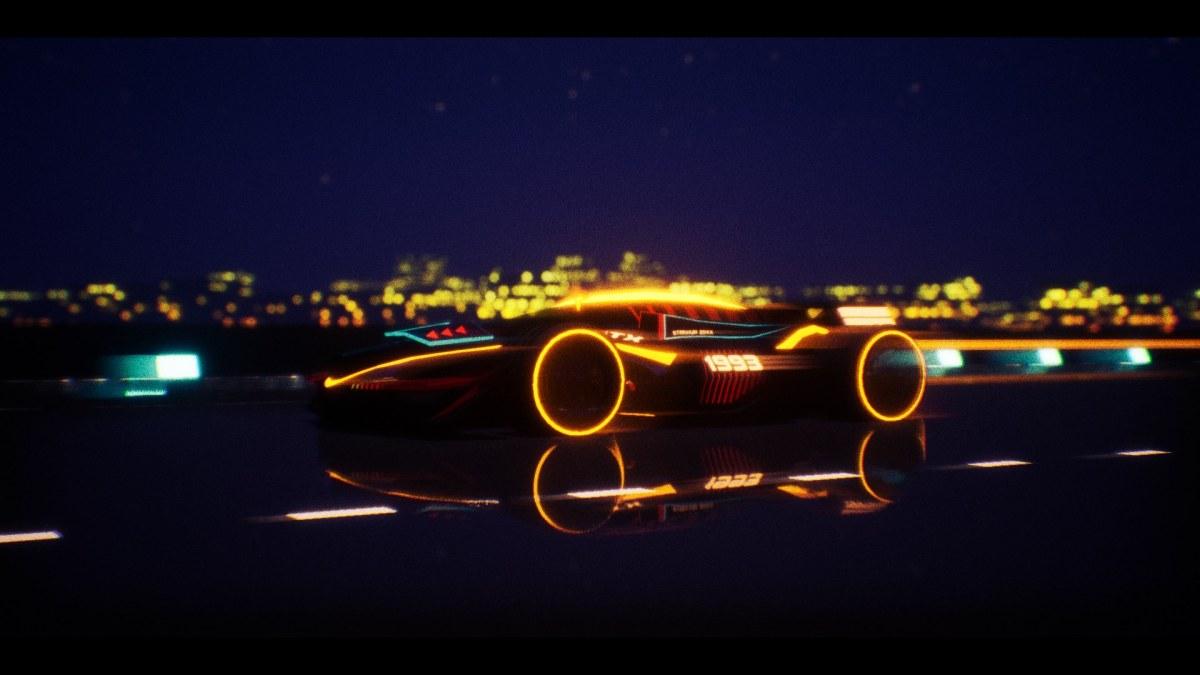 Starxium 20XX - Le jeu de voiture du futur