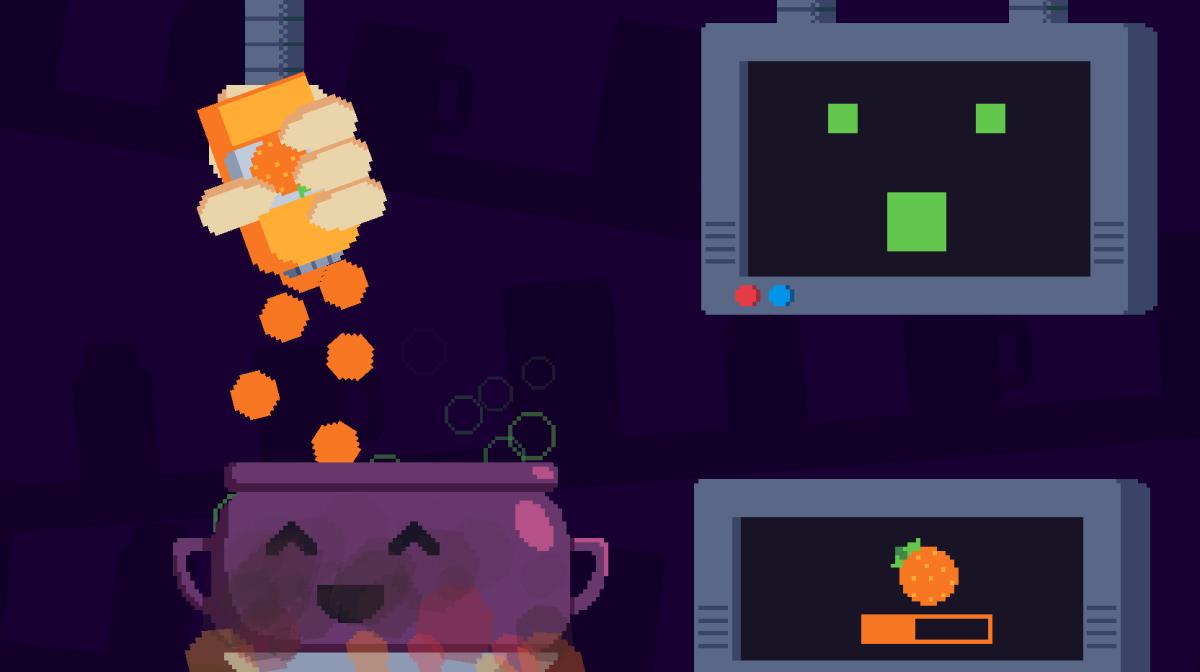Cookie.inc - le jeu délicieusement victorieux de la Games Factory Jam 7