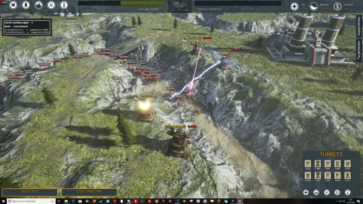 QdN #3 - ESE : Proxima Project - Première vidéo de Gameplay